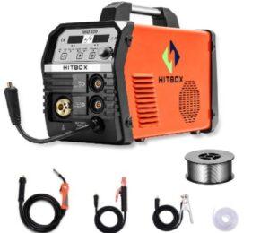 hitbox flux core welder