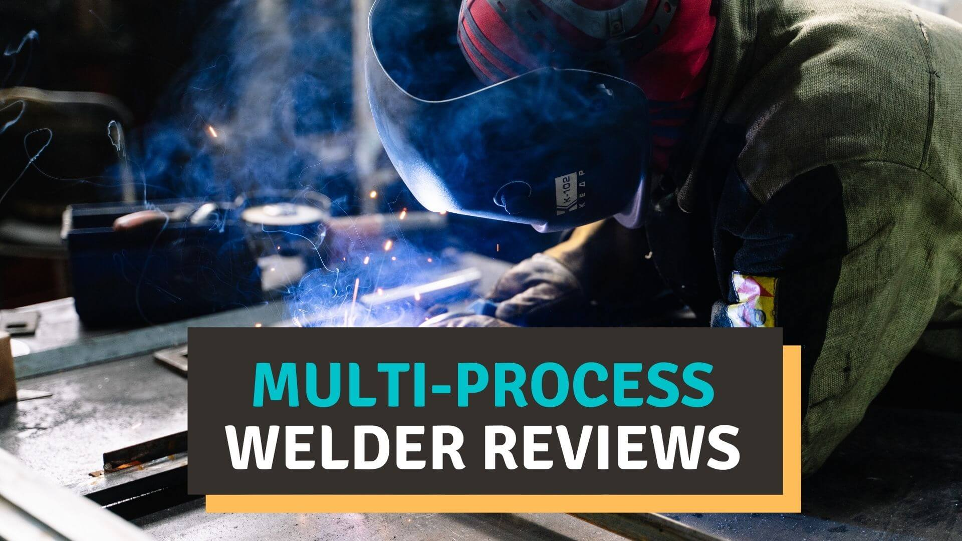Multi-Process Welder REVIEWS