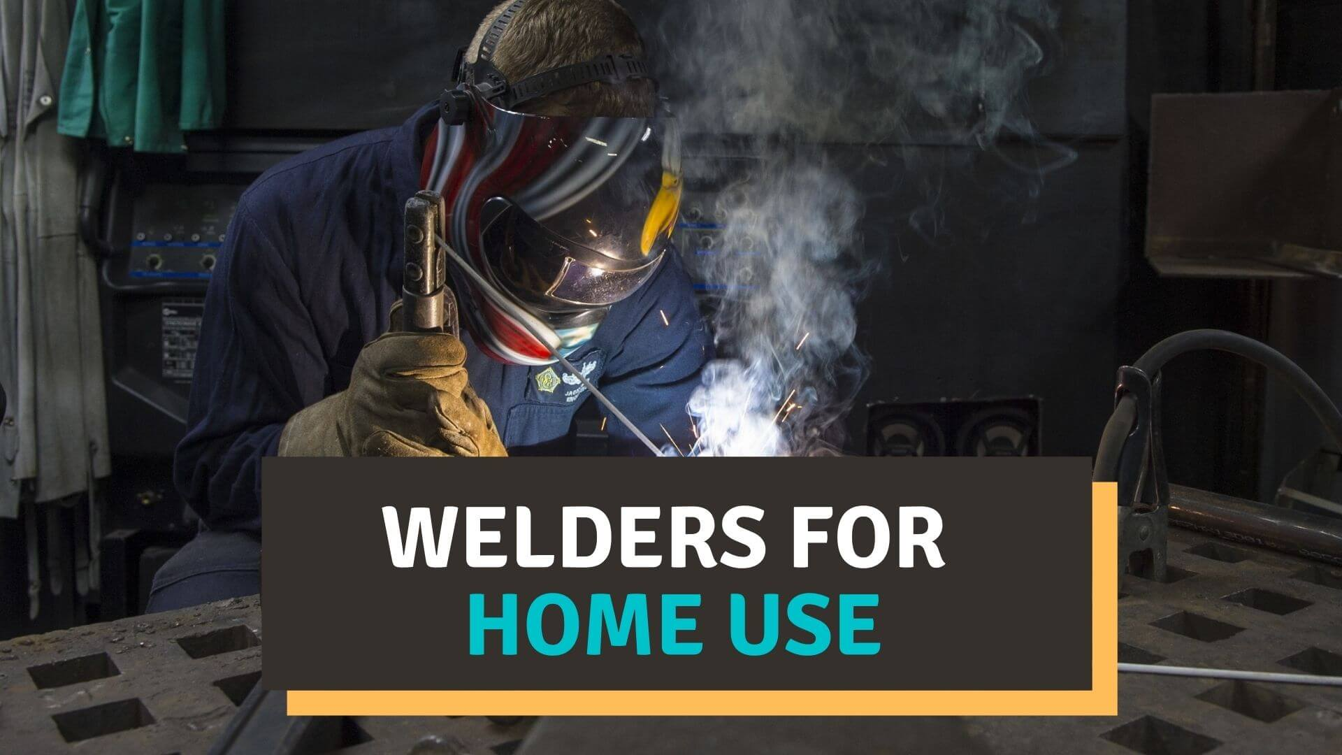 Welder for home use
