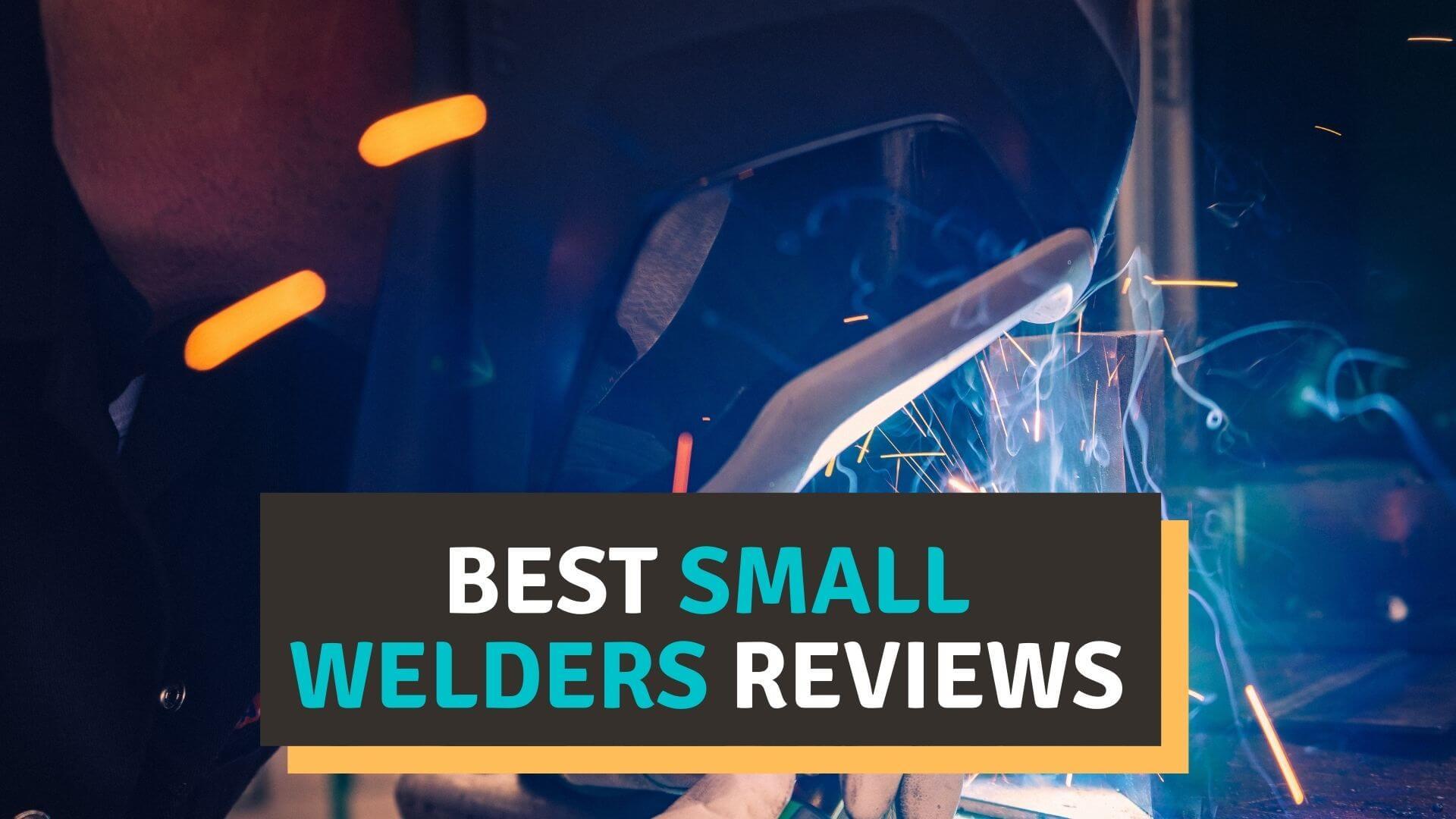 best small welders