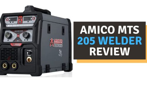 Amico MTS 205 Welder Review (2021)