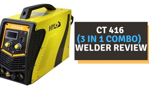 CT 416 (3 in 1 Combo) Welder Review in 2021