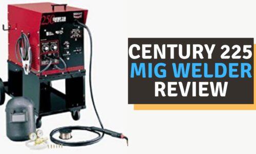 Century 225 Mig Welder Review (2021)