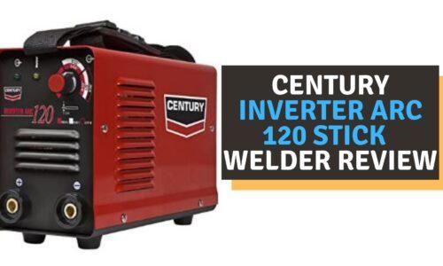 Century Inverter Arc 120 Stick Welder Review (2021)