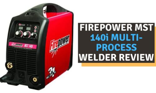 Firepower MST 140i Multi-Process Welder Review (2021)