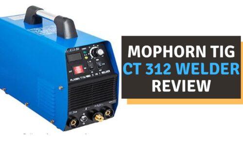 Mophorn TIG CT 312 Welder Review of 2021