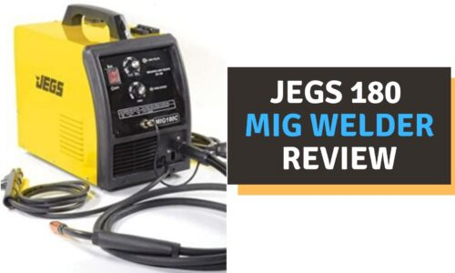 Jegs 180 Mig Welder Review (2021)