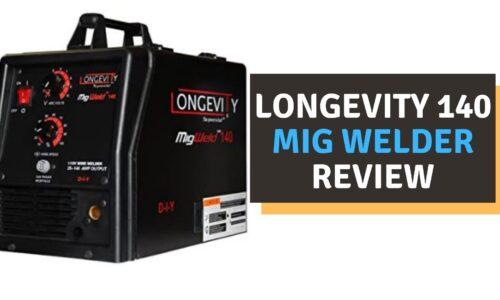 Longevity 140 MIG Welder Review (2021)
