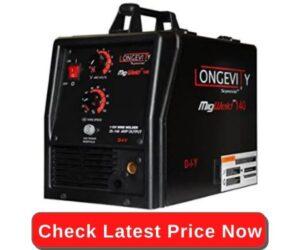 Longevity 140 MIG Welder Review
